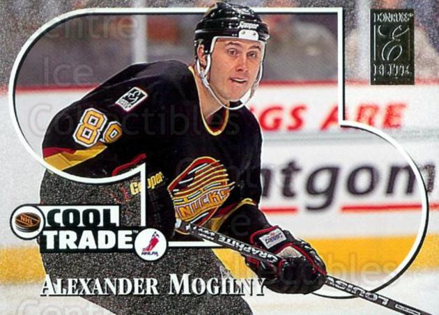 1995-96 NHL Cool Trade #19 Alexander Mogilny<br/>9 In Stock - $2.00 each - <a href=https://centericecollectibles.foxycart.com/cart?name=1995-96%20NHL%20Cool%20Trade%20%2319%20Alexander%20Mogil...&quantity_max=9&price=$2.00&code=41200 class=foxycart> Buy it now! </a>
