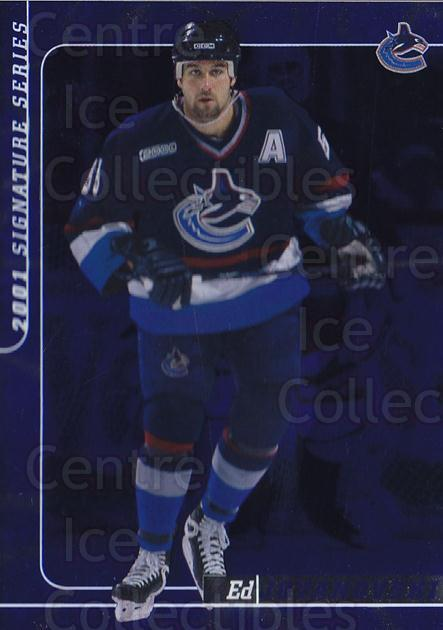 2000-01 BAP Signature Series Sapphire #122 Ed Jovanovski<br/>2 In Stock - $5.00 each - <a href=https://centericecollectibles.foxycart.com/cart?name=2000-01%20BAP%20Signature%20Series%20Sapphire%20%23122%20Ed%20Jovanovski...&quantity_max=2&price=$5.00&code=412010 class=foxycart> Buy it now! </a>