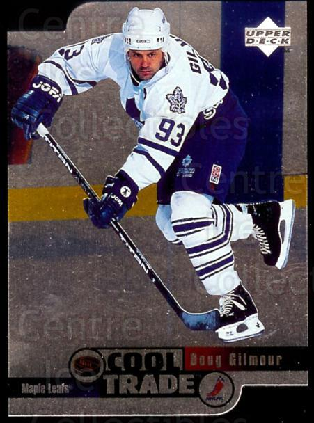 1995-96 NHL Cool Trade Redemption #17 Doug Gilmour<br/>8 In Stock - $3.00 each - <a href=https://centericecollectibles.foxycart.com/cart?name=1995-96%20NHL%20Cool%20Trade%20Redemption%20%2317%20Doug%20Gilmour...&quantity_max=8&price=$3.00&code=41210 class=foxycart> Buy it now! </a>