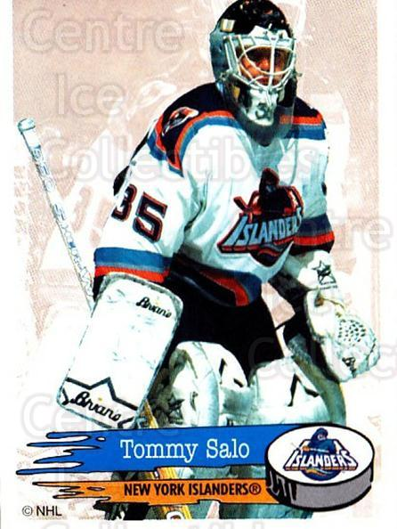 1995-96 Panini Stickers #101 Tommy Salo<br/>1 In Stock - $1.00 each - <a href=https://centericecollectibles.foxycart.com/cart?name=1995-96%20Panini%20Stickers%20%23101%20Tommy%20Salo...&quantity_max=1&price=$1.00&code=41218 class=foxycart> Buy it now! </a>