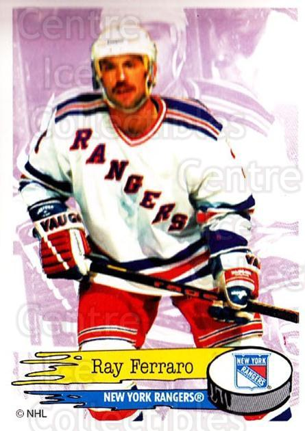 1995-96 Panini Stickers #103 Ray Ferraro<br/>6 In Stock - $1.00 each - <a href=https://centericecollectibles.foxycart.com/cart?name=1995-96%20Panini%20Stickers%20%23103%20Ray%20Ferraro...&quantity_max=6&price=$1.00&code=41220 class=foxycart> Buy it now! </a>