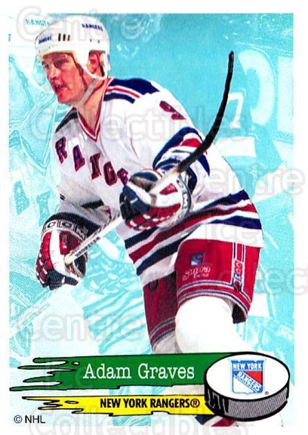 1995-96 Panini Stickers #105 Adam Graves<br/>6 In Stock - $1.00 each - <a href=https://centericecollectibles.foxycart.com/cart?name=1995-96%20Panini%20Stickers%20%23105%20Adam%20Graves...&quantity_max=6&price=$1.00&code=41222 class=foxycart> Buy it now! </a>