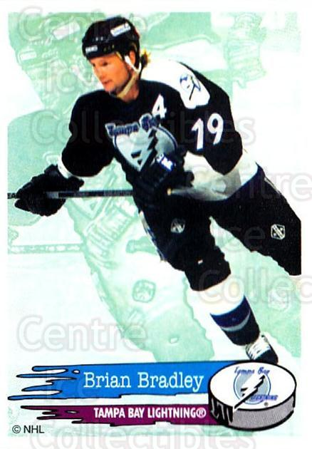 1995-96 Panini Stickers #124 Brian Bradley<br/>5 In Stock - $1.00 each - <a href=https://centericecollectibles.foxycart.com/cart?name=1995-96%20Panini%20Stickers%20%23124%20Brian%20Bradley...&quantity_max=5&price=$1.00&code=41243 class=foxycart> Buy it now! </a>