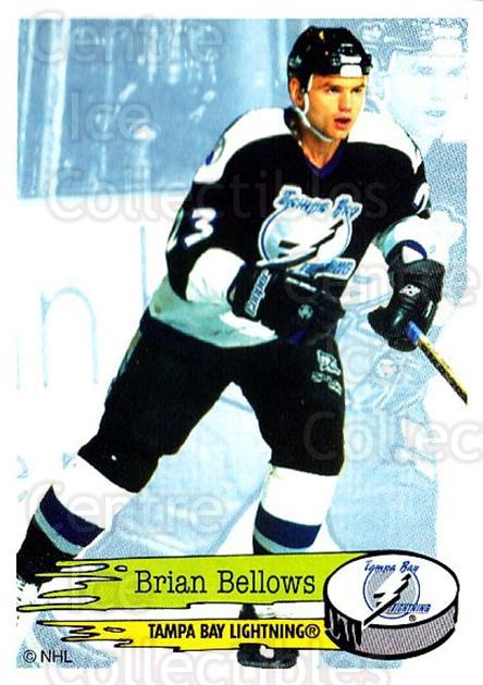 1995-96 Panini Stickers #128 Brian Bellows<br/>6 In Stock - $1.00 each - <a href=https://centericecollectibles.foxycart.com/cart?name=1995-96%20Panini%20Stickers%20%23128%20Brian%20Bellows...&quantity_max=6&price=$1.00&code=41247 class=foxycart> Buy it now! </a>