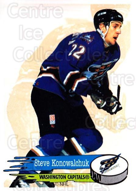 1995-96 Panini Stickers #137 Steve Konowalchuk<br/>6 In Stock - $1.00 each - <a href=https://centericecollectibles.foxycart.com/cart?name=1995-96%20Panini%20Stickers%20%23137%20Steve%20Konowalch...&quantity_max=6&price=$1.00&code=41257 class=foxycart> Buy it now! </a>