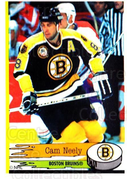 1995-96 Panini Stickers #153 Cam Neely<br/>4 In Stock - $1.00 each - <a href=https://centericecollectibles.foxycart.com/cart?name=1995-96%20Panini%20Stickers%20%23153%20Cam%20Neely...&quantity_max=4&price=$1.00&code=41273 class=foxycart> Buy it now! </a>
