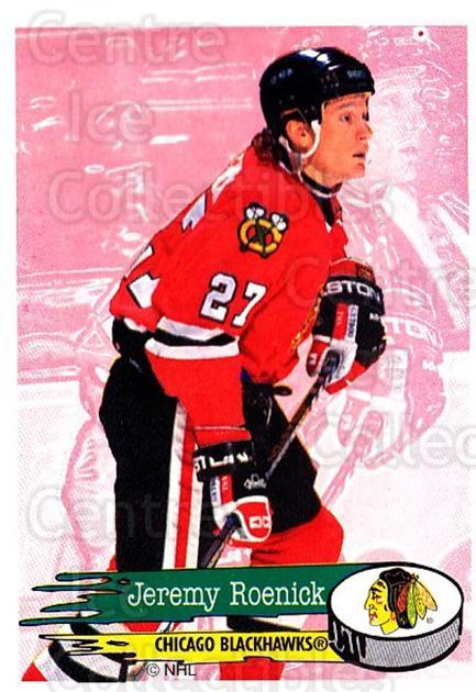1995-96 Panini Stickers #157 Jeremy Roenick<br/>2 In Stock - $1.00 each - <a href=https://centericecollectibles.foxycart.com/cart?name=1995-96%20Panini%20Stickers%20%23157%20Jeremy%20Roenick...&quantity_max=2&price=$1.00&code=41277 class=foxycart> Buy it now! </a>