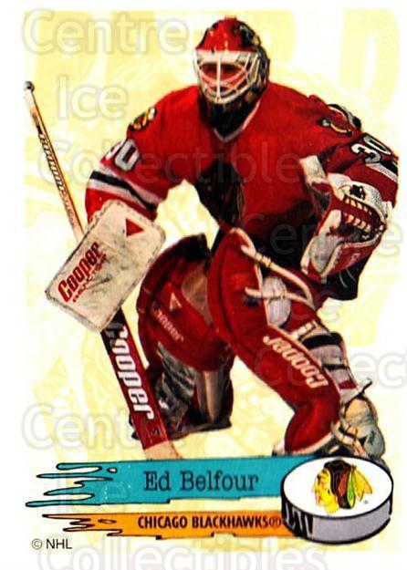1995-96 Panini Stickers #166 Ed Belfour<br/>1 In Stock - $1.00 each - <a href=https://centericecollectibles.foxycart.com/cart?name=1995-96%20Panini%20Stickers%20%23166%20Ed%20Belfour...&quantity_max=1&price=$1.00&code=41287 class=foxycart> Buy it now! </a>