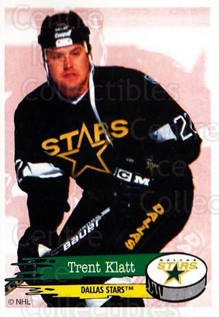 1995-96 Panini Stickers #172 Trent Klatt<br/>6 In Stock - $1.00 each - <a href=https://centericecollectibles.foxycart.com/cart?name=1995-96%20Panini%20Stickers%20%23172%20Trent%20Klatt...&quantity_max=6&price=$1.00&code=41294 class=foxycart> Buy it now! </a>