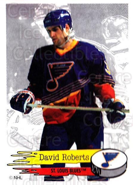 1995-96 Panini Stickers #191 Dave Roberts<br/>5 In Stock - $1.00 each - <a href=https://centericecollectibles.foxycart.com/cart?name=1995-96%20Panini%20Stickers%20%23191%20Dave%20Roberts...&quantity_max=5&price=$1.00&code=41311 class=foxycart> Buy it now! </a>
