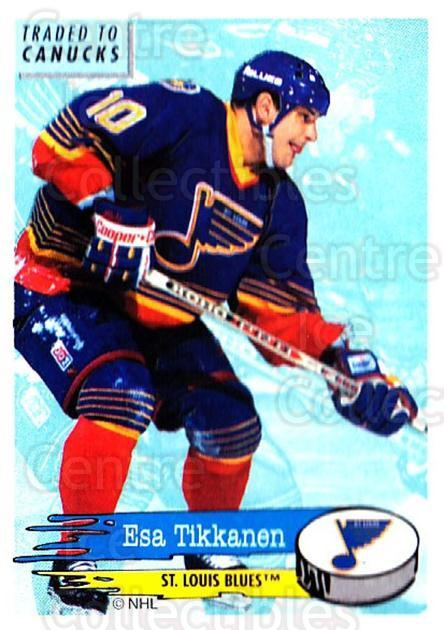 1995-96 Panini Stickers #192 Esa Tikkanen<br/>4 In Stock - $1.00 each - <a href=https://centericecollectibles.foxycart.com/cart?name=1995-96%20Panini%20Stickers%20%23192%20Esa%20Tikkanen...&quantity_max=4&price=$1.00&code=41312 class=foxycart> Buy it now! </a>