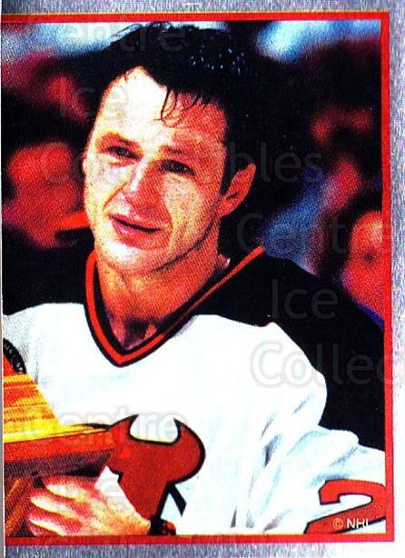 1995-96 Panini Stickers #2 Claude Lemieux<br/>5 In Stock - $1.00 each - <a href=https://centericecollectibles.foxycart.com/cart?name=1995-96%20Panini%20Stickers%20%232%20Claude%20Lemieux...&quantity_max=5&price=$1.00&code=41319 class=foxycart> Buy it now! </a>