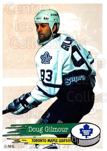 1995-96 Panini Stickers #200 Doug Gilmour<br/>2 In Stock - $1.00 each - <a href=https://centericecollectibles.foxycart.com/cart?name=1995-96%20Panini%20Stickers%20%23200%20Doug%20Gilmour...&quantity_max=2&price=$1.00&code=41321 class=foxycart> Buy it now! </a>