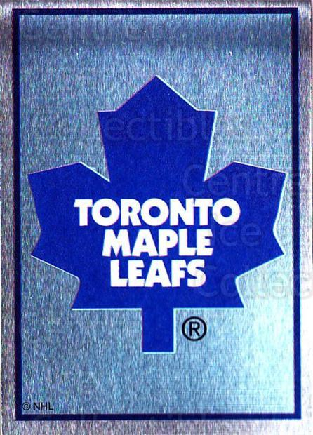 1995-96 Panini Stickers #207 Toronto Maple Leafs<br/>6 In Stock - $1.00 each - <a href=https://centericecollectibles.foxycart.com/cart?name=1995-96%20Panini%20Stickers%20%23207%20Toronto%20Maple%20L...&quantity_max=6&price=$1.00&code=41328 class=foxycart> Buy it now! </a>