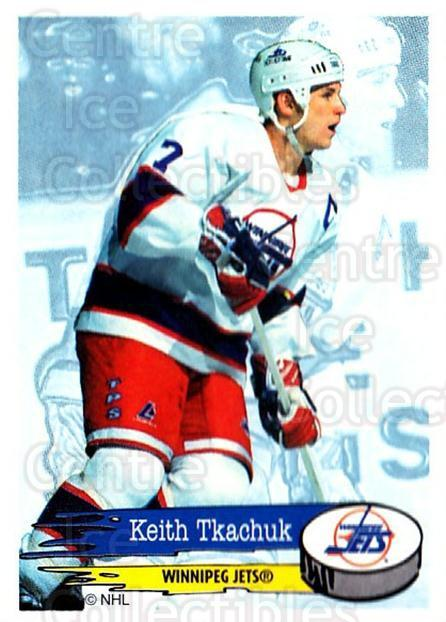 1995-96 Panini Stickers #214 Keith Tkachuk<br/>6 In Stock - $1.00 each - <a href=https://centericecollectibles.foxycart.com/cart?name=1995-96%20Panini%20Stickers%20%23214%20Keith%20Tkachuk...&quantity_max=6&price=$1.00&code=41336 class=foxycart> Buy it now! </a>