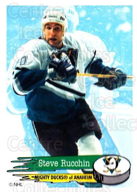 1995-96 Panini Stickers #222 Steve Rucchin<br/>6 In Stock - $1.00 each - <a href=https://centericecollectibles.foxycart.com/cart?name=1995-96%20Panini%20Stickers%20%23222%20Steve%20Rucchin...&quantity_max=6&price=$1.00&code=41344 class=foxycart> Buy it now! </a>