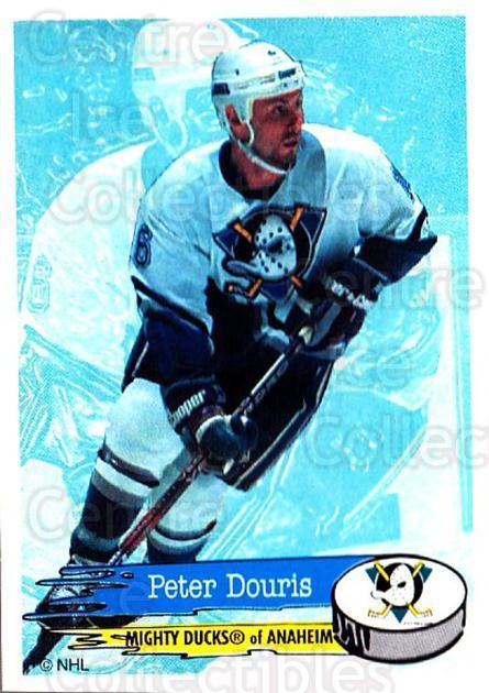 1995-96 Panini Stickers #225 Peter Douris<br/>6 In Stock - $1.00 each - <a href=https://centericecollectibles.foxycart.com/cart?name=1995-96%20Panini%20Stickers%20%23225%20Peter%20Douris...&quantity_max=6&price=$1.00&code=41347 class=foxycart> Buy it now! </a>