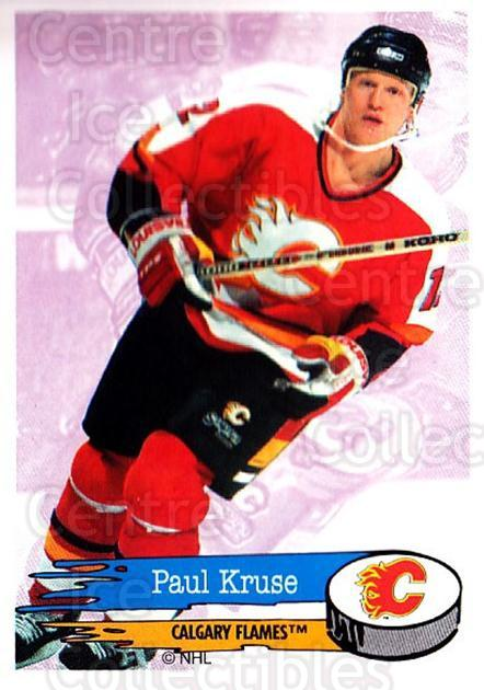 1995-96 Panini Stickers #235 Paul Kruse<br/>6 In Stock - $1.00 each - <a href=https://centericecollectibles.foxycart.com/cart?name=1995-96%20Panini%20Stickers%20%23235%20Paul%20Kruse...&quantity_max=6&price=$1.00&code=41358 class=foxycart> Buy it now! </a>