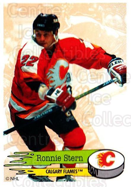 1995-96 Panini Stickers #238 Ronnie Stern<br/>5 In Stock - $1.00 each - <a href=https://centericecollectibles.foxycart.com/cart?name=1995-96%20Panini%20Stickers%20%23238%20Ronnie%20Stern...&quantity_max=5&price=$1.00&code=41361 class=foxycart> Buy it now! </a>