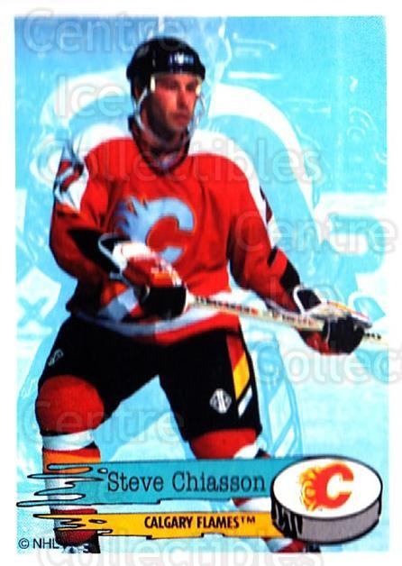 1995-96 Panini Stickers #239 Steve Chiasson<br/>6 In Stock - $1.00 each - <a href=https://centericecollectibles.foxycart.com/cart?name=1995-96%20Panini%20Stickers%20%23239%20Steve%20Chiasson...&quantity_max=6&price=$1.00&code=41362 class=foxycart> Buy it now! </a>