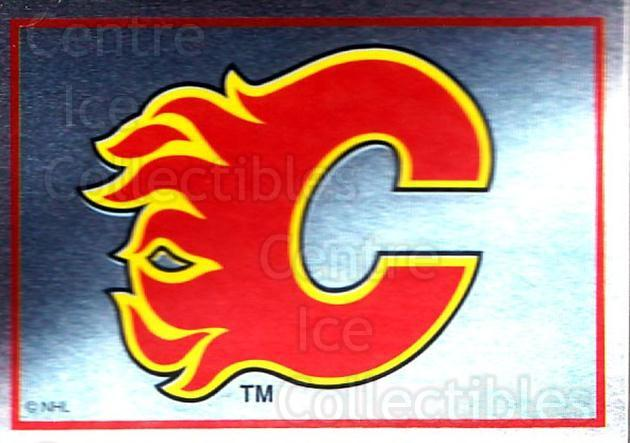 1995-96 Panini Stickers #240 Calgary Flames<br/>1 In Stock - $1.00 each - <a href=https://centericecollectibles.foxycart.com/cart?name=1995-96%20Panini%20Stickers%20%23240%20Calgary%20Flames...&quantity_max=1&price=$1.00&code=41364 class=foxycart> Buy it now! </a>