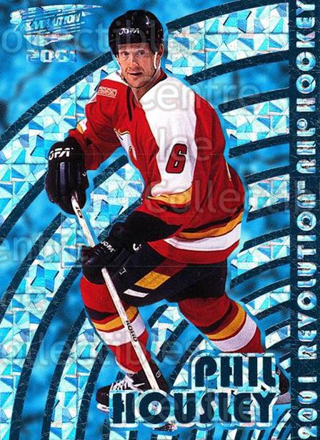 2000-01 Revolution Shadow Series #22 Phil Housley<br/>2 In Stock - $5.00 each - <a href=https://centericecollectibles.foxycart.com/cart?name=2000-01%20Revolution%20Shadow%20Series%20%2322%20Phil%20Housley...&quantity_max=2&price=$5.00&code=416752 class=foxycart> Buy it now! </a>