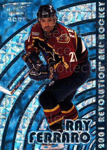 2000-01 Revolution Shadow Series #6 Ray Ferraro<br/>1 In Stock - $5.00 each - <a href=https://centericecollectibles.foxycart.com/cart?name=2000-01%20Revolution%20Shadow%20Series%20%236%20Ray%20Ferraro...&quantity_max=1&price=$5.00&code=416776 class=foxycart> Buy it now! </a>