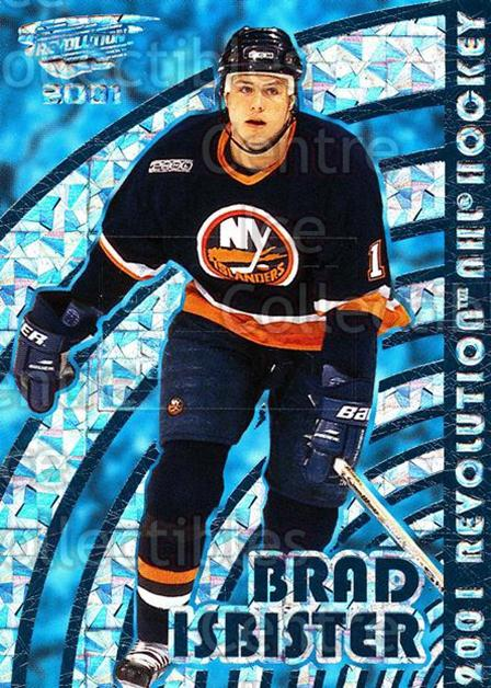 2000-01 Revolution Shadow Series #92 Brad Isbister<br/>1 In Stock - $5.00 each - <a href=https://centericecollectibles.foxycart.com/cart?name=2000-01%20Revolution%20Shadow%20Series%20%2392%20Brad%20Isbister...&quantity_max=1&price=$5.00&code=416805 class=foxycart> Buy it now! </a>