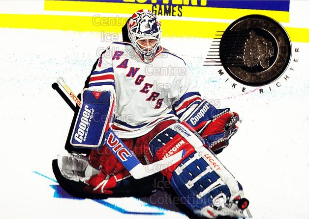 1995-96 Parkhurst Goal Patrol #12 Mike Richter<br/>7 In Stock - $2.00 each - <a href=https://centericecollectibles.foxycart.com/cart?name=1995-96%20Parkhurst%20Goal%20Patrol%20%2312%20Mike%20Richter...&quantity_max=7&price=$2.00&code=41712 class=foxycart> Buy it now! </a>