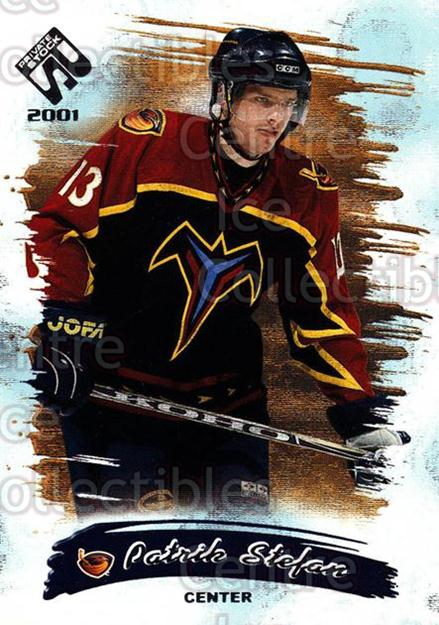 2000-01 Private Stock Retail #6 Patrik Stefan<br/>2 In Stock - $1.00 each - <a href=https://centericecollectibles.foxycart.com/cart?name=2000-01%20Private%20Stock%20Retail%20%236%20Patrik%20Stefan...&quantity_max=2&price=$1.00&code=417614 class=foxycart> Buy it now! </a>