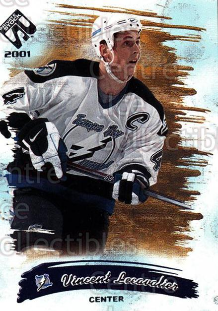 2000-01 Private Stock Retail #91 Vincent Lecavalier<br/>1 In Stock - $1.00 each - <a href=https://centericecollectibles.foxycart.com/cart?name=2000-01%20Private%20Stock%20Retail%20%2391%20Vincent%20Lecaval...&quantity_max=1&price=$1.00&code=417699 class=foxycart> Buy it now! </a>
