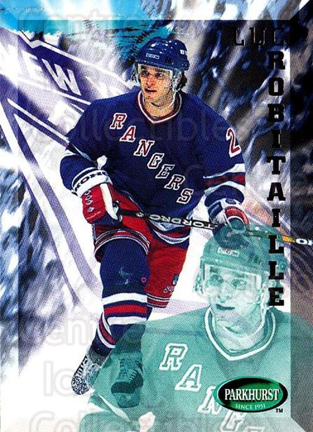 1995-96 Parkhurst #140 Luc Robitaille<br/>4 In Stock - $1.00 each - <a href=https://centericecollectibles.foxycart.com/cart?name=1995-96%20Parkhurst%20%23140%20Luc%20Robitaille...&quantity_max=4&price=$1.00&code=41774 class=foxycart> Buy it now! </a>