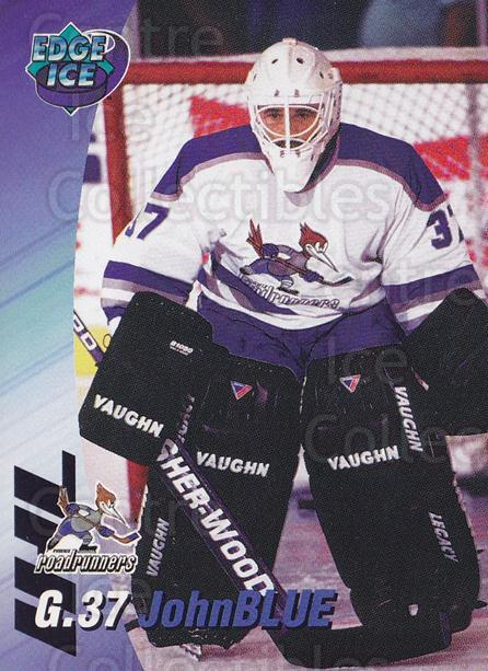 1995-96 Phoenix Roadrunners #3 John Blue<br/>3 In Stock - $3.00 each - <a href=https://centericecollectibles.foxycart.com/cart?name=1995-96%20Phoenix%20Roadrunners%20%233%20John%20Blue...&quantity_max=3&price=$3.00&code=41906 class=foxycart> Buy it now! </a>