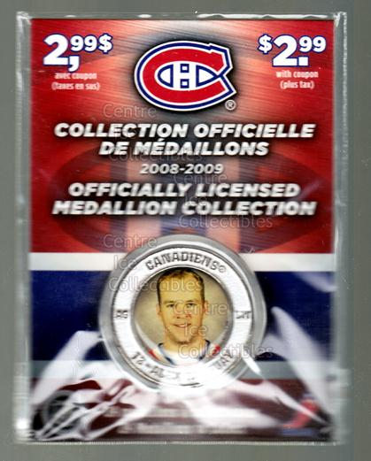 2008-09 Montreal Canadiens Medallion #24 Alex Tanguay<br/>1 In Stock - $5.00 each - <a href=https://centericecollectibles.foxycart.com/cart?name=2008-09%20Montreal%20Canadiens%20Medallion%20%2324%20Alex%20Tanguay...&quantity_max=1&price=$5.00&code=420185 class=foxycart> Buy it now! </a>