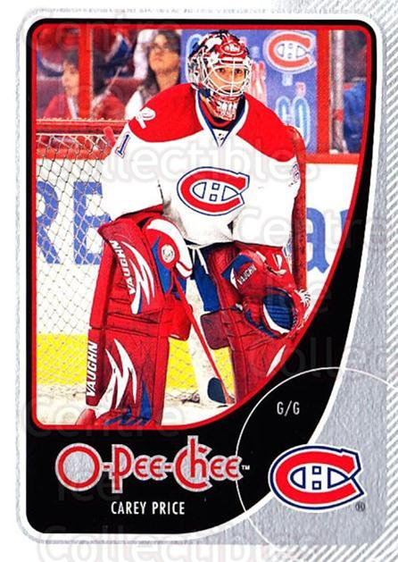 2010-11 O-Pee-Chee #5 Carey Price<br/>1 In Stock - $1.00 each - <a href=https://centericecollectibles.foxycart.com/cart?name=2010-11%20O-Pee-Chee%20%235%20Carey%20Price...&price=$1.00&code=420224 class=foxycart> Buy it now! </a>
