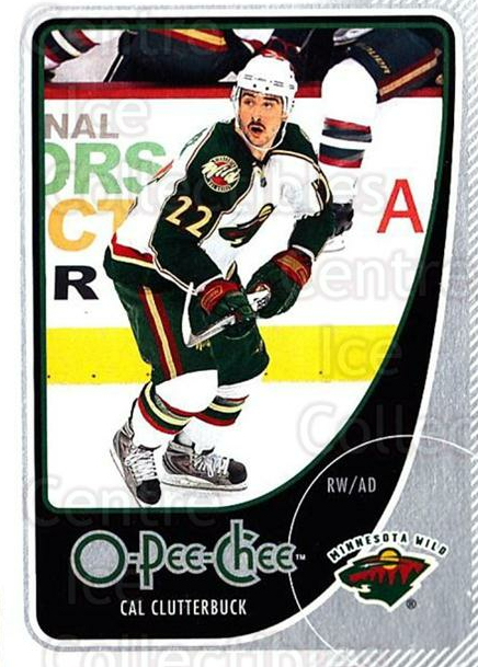 2010-11 O-Pee-Chee #10 Cal Clutterbuck<br/>4 In Stock - $1.00 each - <a href=https://centericecollectibles.foxycart.com/cart?name=2010-11%20O-Pee-Chee%20%2310%20Cal%20Clutterbuck...&quantity_max=4&price=$1.00&code=420229 class=foxycart> Buy it now! </a>