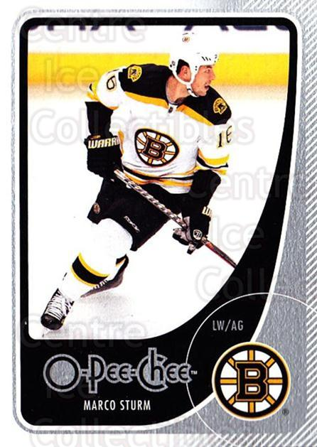 2010-11 O-Pee-Chee #12 Marco Sturm<br/>4 In Stock - $1.00 each - <a href=https://centericecollectibles.foxycart.com/cart?name=2010-11%20O-Pee-Chee%20%2312%20Marco%20Sturm...&quantity_max=4&price=$1.00&code=420231 class=foxycart> Buy it now! </a>