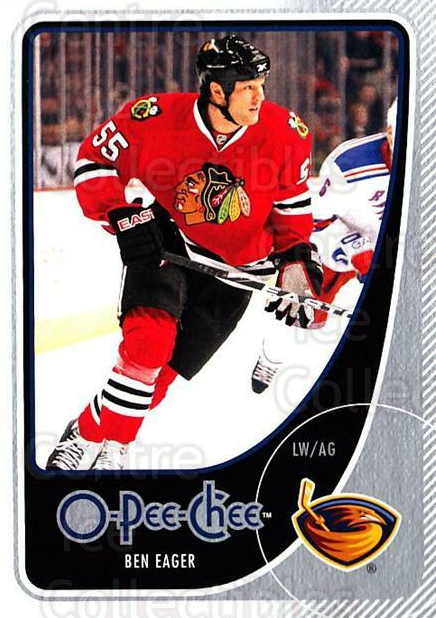 2010-11 O-Pee-Chee #16 Ben Eager<br/>1 In Stock - $1.00 each - <a href=https://centericecollectibles.foxycart.com/cart?name=2010-11%20O-Pee-Chee%20%2316%20Ben%20Eager...&quantity_max=1&price=$1.00&code=420235 class=foxycart> Buy it now! </a>