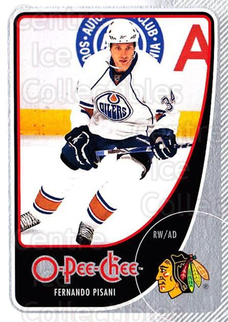 2010-11 O-Pee-Chee #17 Fernando Pisani<br/>4 In Stock - $1.00 each - <a href=https://centericecollectibles.foxycart.com/cart?name=2010-11%20O-Pee-Chee%20%2317%20Fernando%20Pisani...&quantity_max=4&price=$1.00&code=420236 class=foxycart> Buy it now! </a>