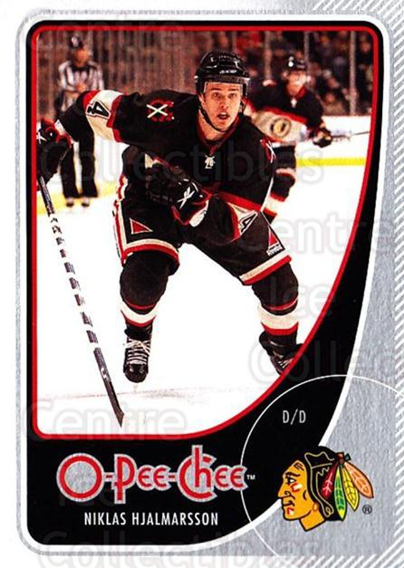 2010-11 O-Pee-Chee #21 Niklas Hjalmarsson<br/>3 In Stock - $1.00 each - <a href=https://centericecollectibles.foxycart.com/cart?name=2010-11%20O-Pee-Chee%20%2321%20Niklas%20Hjalmars...&quantity_max=3&price=$1.00&code=420240 class=foxycart> Buy it now! </a>