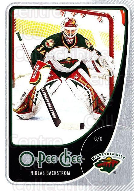 2010-11 O-Pee-Chee #25 Niklas Backstrom<br/>4 In Stock - $1.00 each - <a href=https://centericecollectibles.foxycart.com/cart?name=2010-11%20O-Pee-Chee%20%2325%20Niklas%20Backstro...&quantity_max=4&price=$1.00&code=420244 class=foxycart> Buy it now! </a>