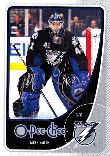 2010-11 O-Pee-Chee #44 Mike Smith<br/>3 In Stock - $1.00 each - <a href=https://centericecollectibles.foxycart.com/cart?name=2010-11%20O-Pee-Chee%20%2344%20Mike%20Smith...&quantity_max=3&price=$1.00&code=420263 class=foxycart> Buy it now! </a>