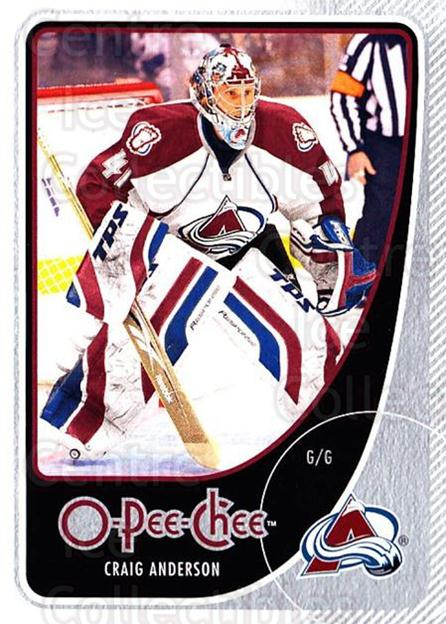 2010-11 O-Pee-Chee #45 Craig Anderson<br/>4 In Stock - $1.00 each - <a href=https://centericecollectibles.foxycart.com/cart?name=2010-11%20O-Pee-Chee%20%2345%20Craig%20Anderson...&quantity_max=4&price=$1.00&code=420264 class=foxycart> Buy it now! </a>