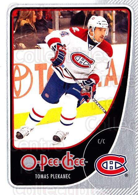 2010-11 O-Pee-Chee #46 Tomas Plekanec<br/>3 In Stock - $1.00 each - <a href=https://centericecollectibles.foxycart.com/cart?name=2010-11%20O-Pee-Chee%20%2346%20Tomas%20Plekanec...&quantity_max=3&price=$1.00&code=420265 class=foxycart> Buy it now! </a>