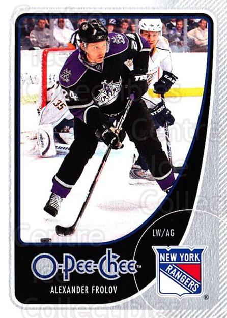 2010-11 O-Pee-Chee #50 Alexander Frolov<br/>4 In Stock - $1.00 each - <a href=https://centericecollectibles.foxycart.com/cart?name=2010-11%20O-Pee-Chee%20%2350%20Alexander%20Frolo...&quantity_max=4&price=$1.00&code=420269 class=foxycart> Buy it now! </a>