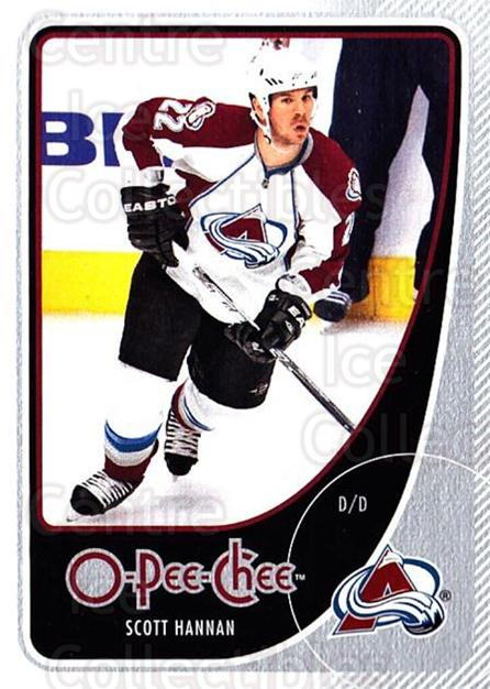 2010-11 O-Pee-Chee #52 Scott Hannan<br/>4 In Stock - $1.00 each - <a href=https://centericecollectibles.foxycart.com/cart?name=2010-11%20O-Pee-Chee%20%2352%20Scott%20Hannan...&quantity_max=4&price=$1.00&code=420271 class=foxycart> Buy it now! </a>