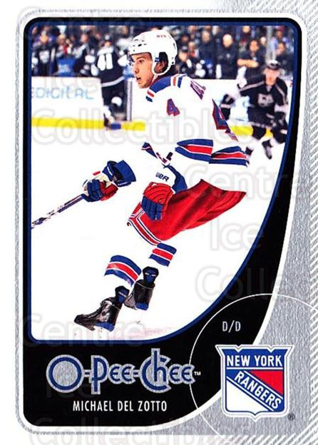 2010-11 O-Pee-Chee #56 Michael Del Zotto<br/>3 In Stock - $1.00 each - <a href=https://centericecollectibles.foxycart.com/cart?name=2010-11%20O-Pee-Chee%20%2356%20Michael%20Del%20Zot...&quantity_max=3&price=$1.00&code=420275 class=foxycart> Buy it now! </a>
