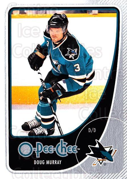 2010-11 O-Pee-Chee #58 Doug Murray<br/>2 In Stock - $1.00 each - <a href=https://centericecollectibles.foxycart.com/cart?name=2010-11%20O-Pee-Chee%20%2358%20Doug%20Murray...&quantity_max=2&price=$1.00&code=420277 class=foxycart> Buy it now! </a>