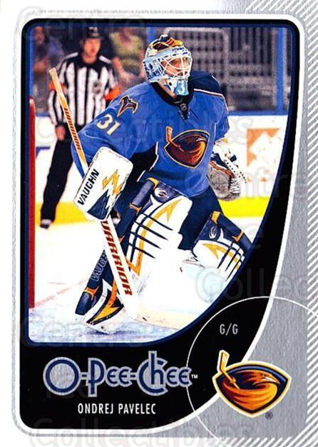 2010-11 O-Pee-Chee #62 Ondrej Pavelec<br/>4 In Stock - $1.00 each - <a href=https://centericecollectibles.foxycart.com/cart?name=2010-11%20O-Pee-Chee%20%2362%20Ondrej%20Pavelec...&quantity_max=4&price=$1.00&code=420281 class=foxycart> Buy it now! </a>