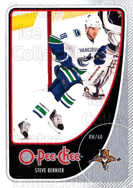 2010-11 O-Pee-Chee #64 Steve Bernier<br/>4 In Stock - $1.00 each - <a href=https://centericecollectibles.foxycart.com/cart?name=2010-11%20O-Pee-Chee%20%2364%20Steve%20Bernier...&quantity_max=4&price=$1.00&code=420283 class=foxycart> Buy it now! </a>